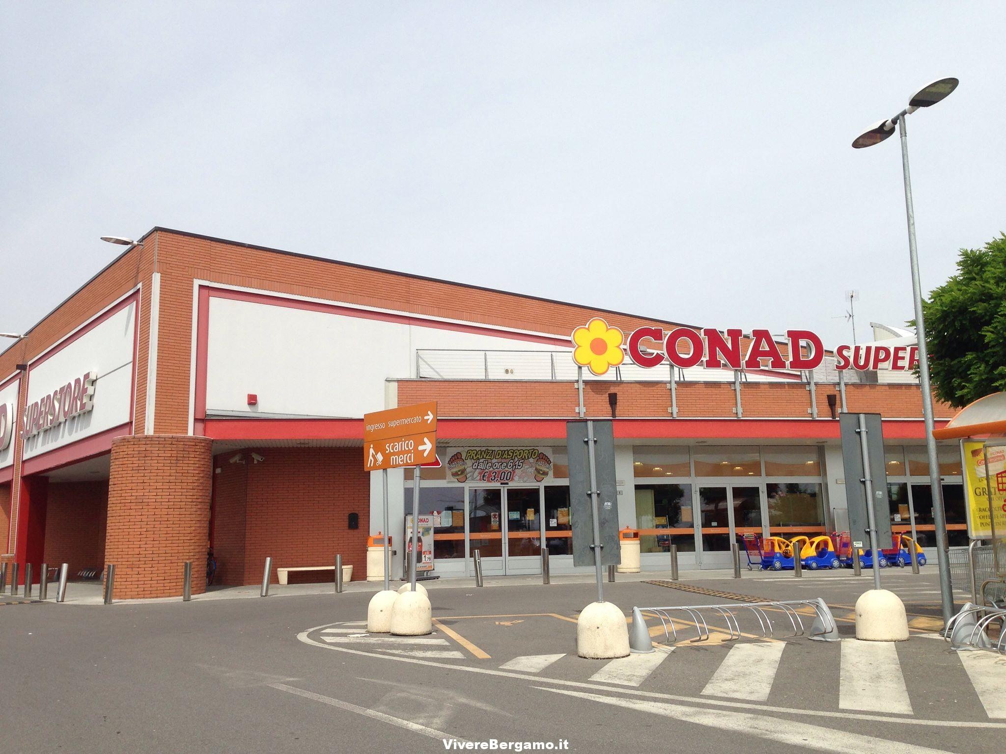 Conad superstore cologno al serio negozi bergamo for Negozi arredamento bergamo e provincia