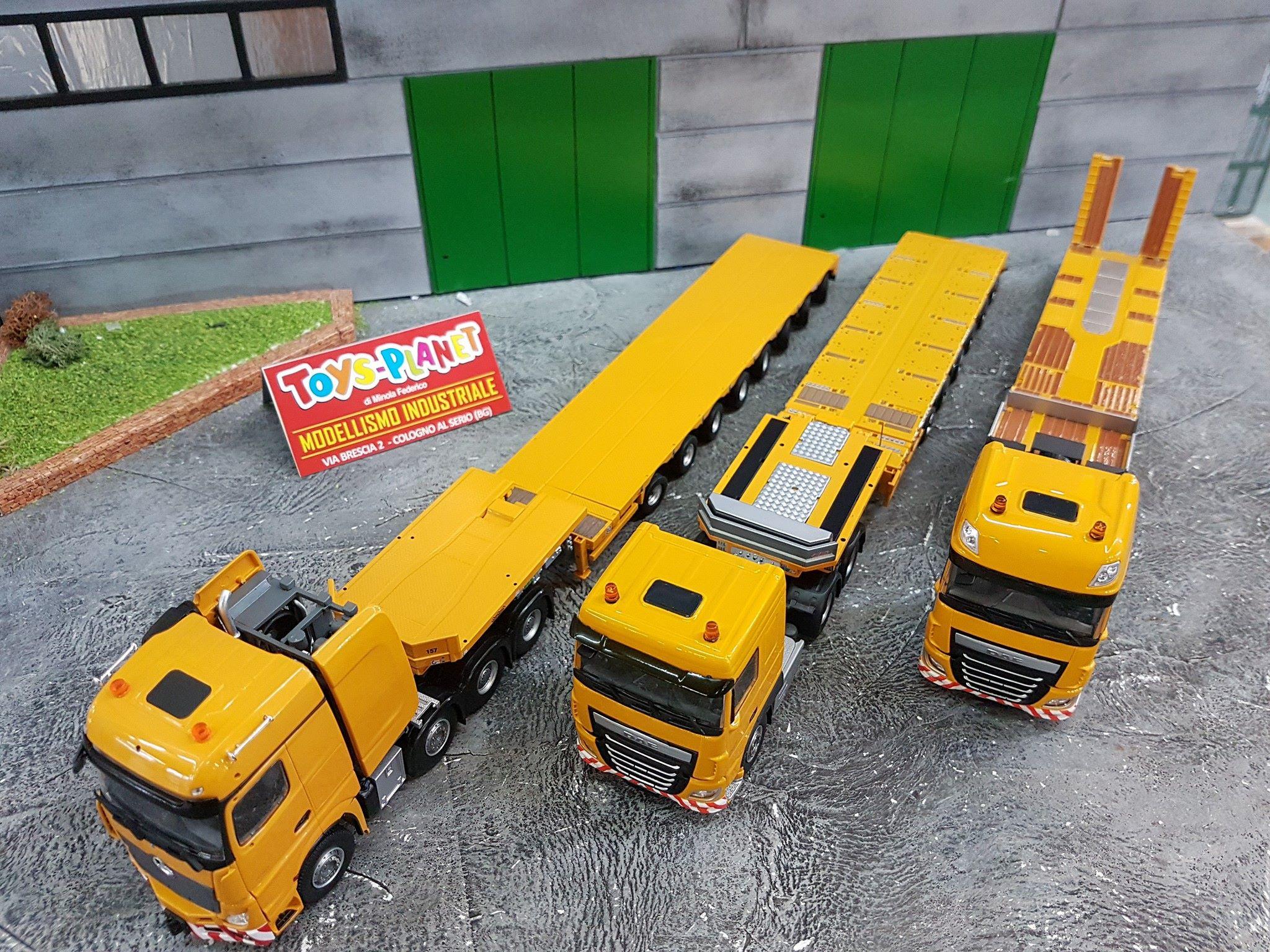 Toys planet modellismo industriale e agricolo cologno al for Negozi arredamento bergamo e provincia