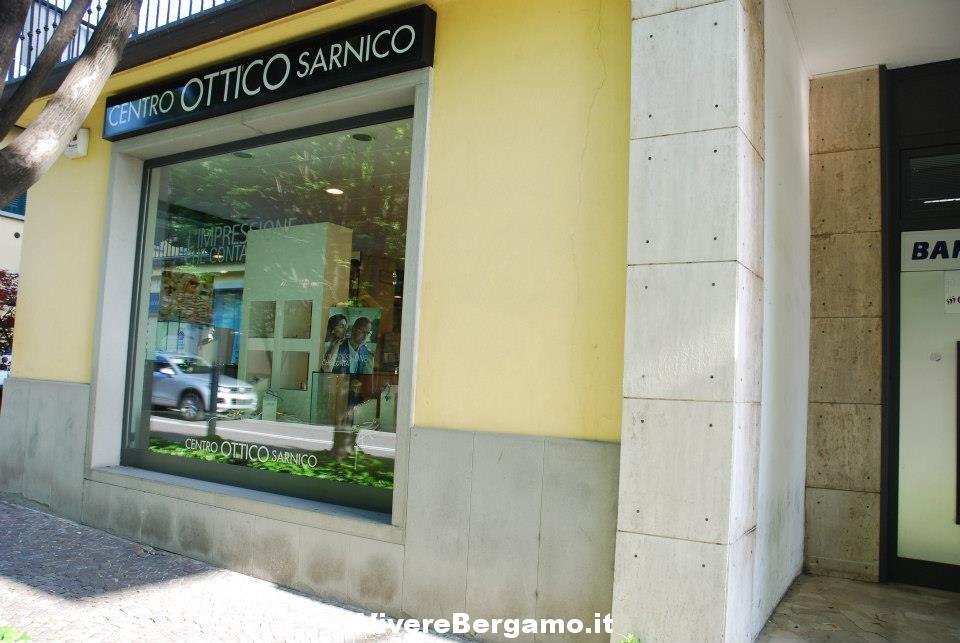 Centro ottico green vision sarnico negozi bergamo for Negozi arredamento bergamo e provincia