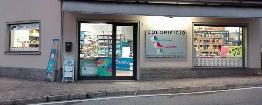 Colorificio centro colori clusone negozi bergamo for Negozi arredamento bergamo e provincia