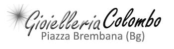 Gioielleria Colombo di Piazza Brembana Bg
