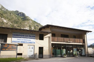 Il Caseificio Fratelli Paleni - Gromo
